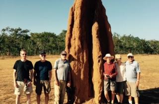 Outback Safari 4wd