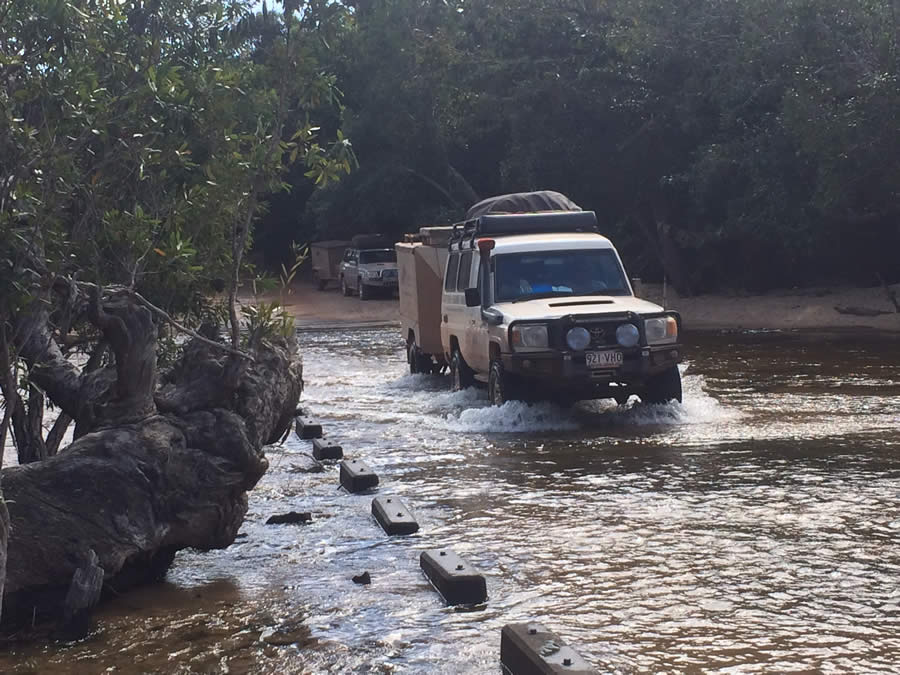 Cape York 4WD